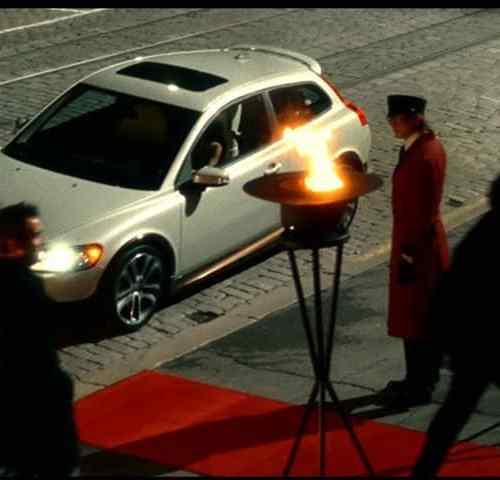 Volvo and Sanomat: The Crash: Ponyride