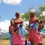 Project Kenya 2012 Lantano & women