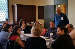 PCF Training in Collaboration between District 5280 & MBBI—LA 2018