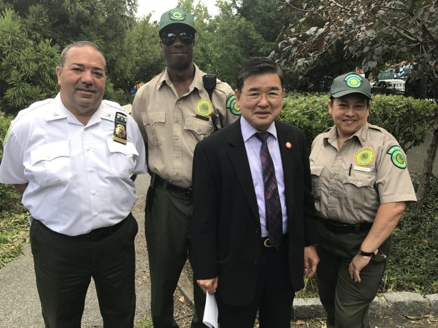 parks security