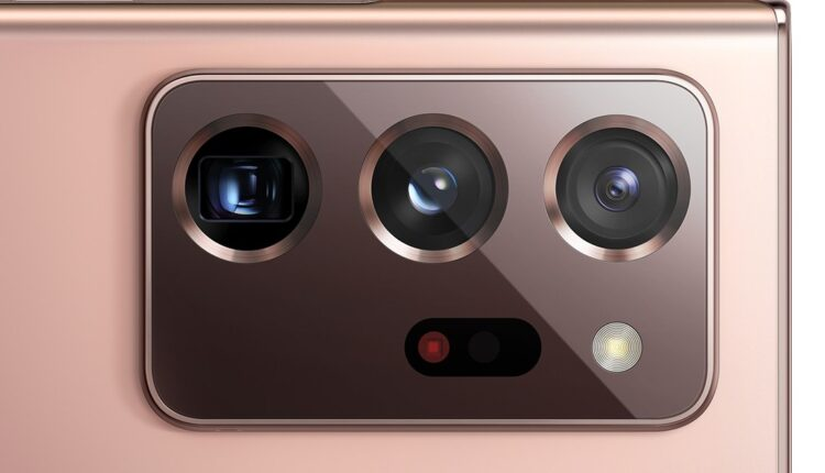 Note 20 Ultra kamera