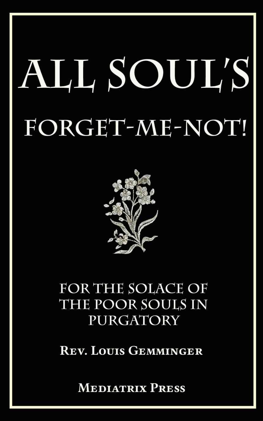 All Soul's Forget-me-not