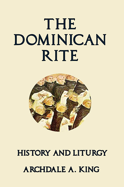 The Dominican Rite