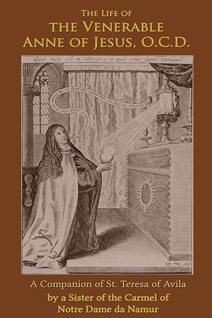 Ven. Anne of Jesus - hcover