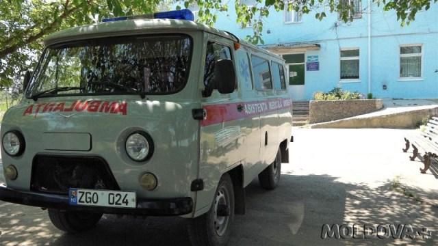 Centrul de Sănătate Baimaclia deservește 12 localități din vecinătate și are în gestiune 2 ambulanțe (12 august, 2017, editare poză: Igor Rotari)