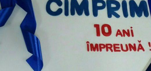 CimPrim la 10 ani de activitate