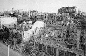 Distrugerea Crimeii în timpul celui de-al Doilea Război Mondial