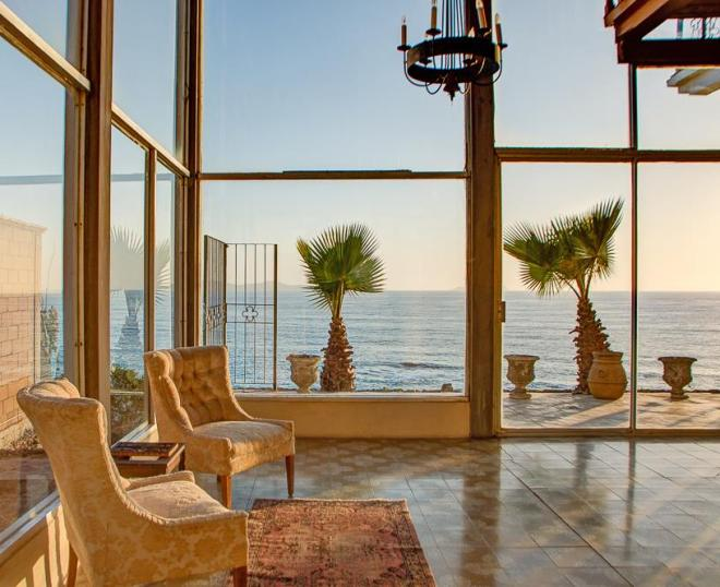 Oceanfront Home For Sale in Punta Bandera