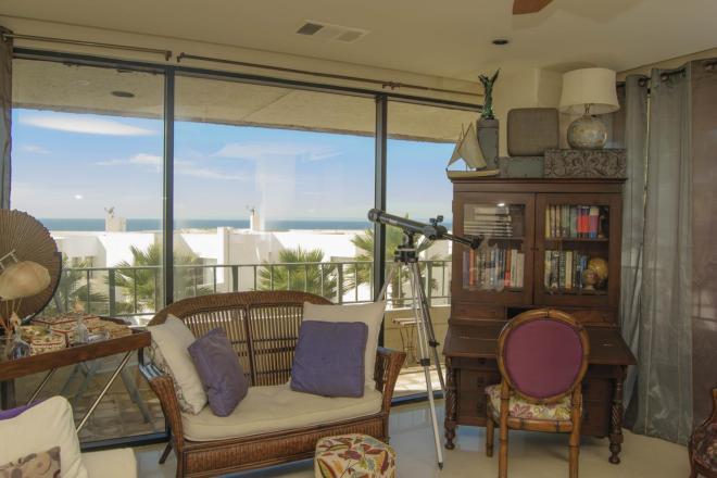 Oceanfront Community Condo Calafia Resort and Villas, Rosarito