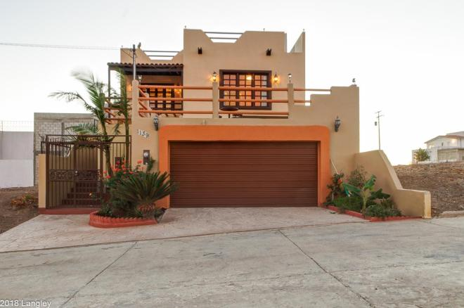 Ocean View Home For Sale in Villas San Pedro, Playas de Rosarito