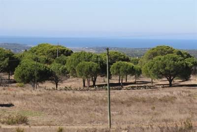 10Ha Ocean View Melides