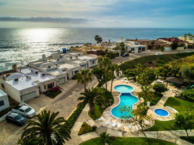 Ocean View Home For Sale in Plaza Del Mar, Rosarito Beach