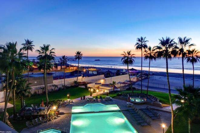 Rosarito Beach Oceanfront Condominium For Sale at Oceana Casa del Mar