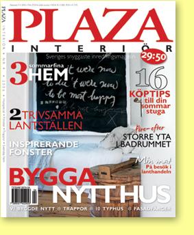 Ruotsalainen emolehti, joka toimii Plaza Kodin konseptina