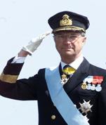 Kaarle XVI Kustaa vallankaadon kohteeena