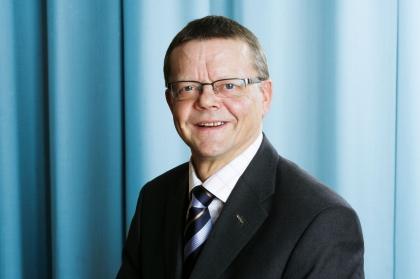 Kesko Oyj:n viestintäjohtaja Paavo Moilanen