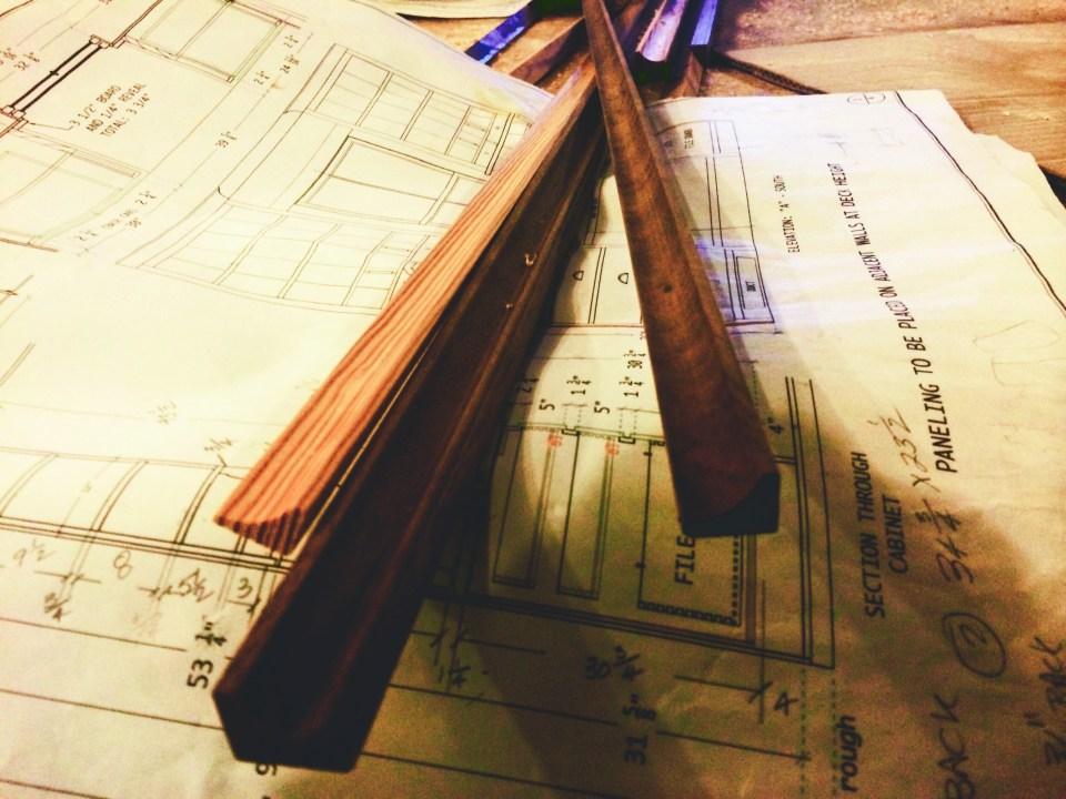 cabinet designer, craftsmen