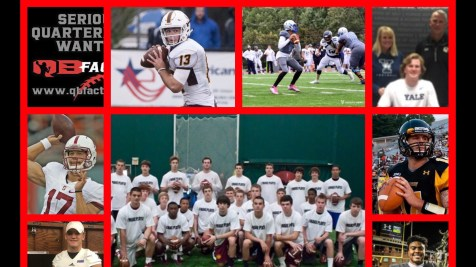 Best PA QB Training camp and the best vision and performance training to take your youth Quarterback game to the next level http://www.MediaVIzual.com