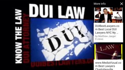 Best DUI Lawyers in Va Beach http://www.KillerLawyers.com