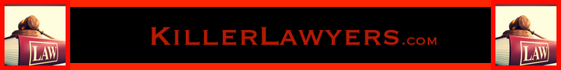 KillerLawyers.com Red Image Header