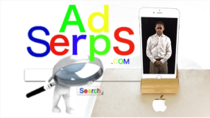 http://www.AdSerps.com is where musicians and artists can access the Front Page of the SERPS, search engine results pages