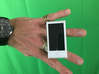 gimmicks like the iRing, can help draw attention to your posts in social media http://www.VideoMusicProduction.com
