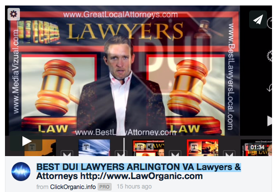 online video marketing for lawyers and attorneys