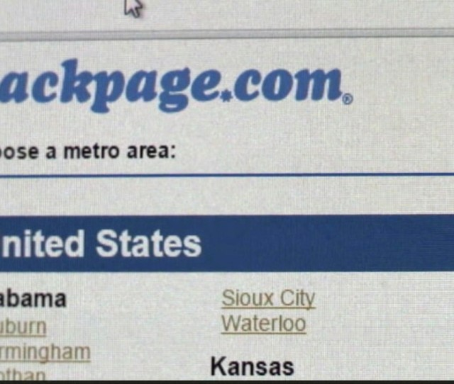 Backpage Com Lawsuit Could Have Major Effect On Sex Trafficking Kiro Tv