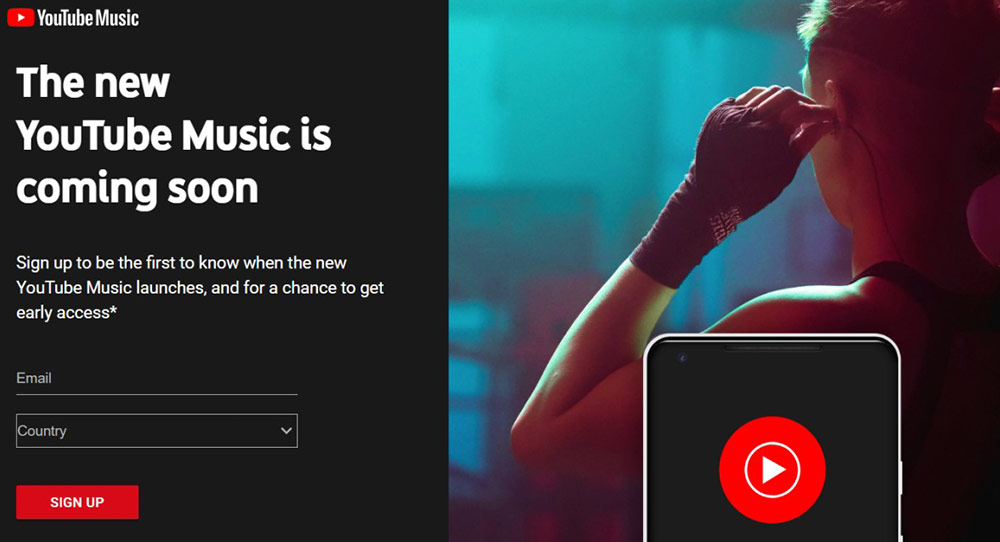 YouTube Music, a new subscription streaming service, will launch on May 22