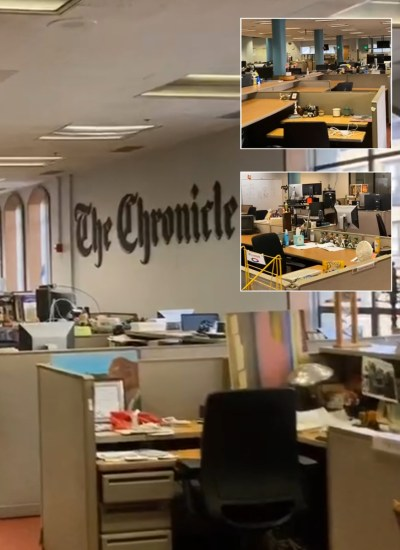 Chronicle editor expresses appreciation for staff in times of Covid