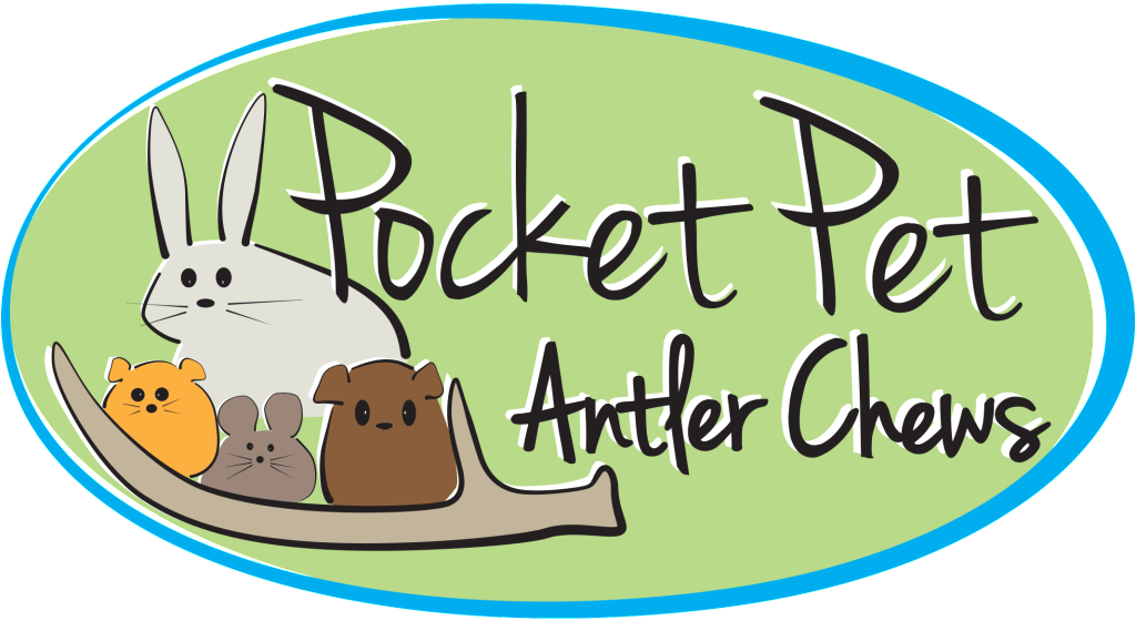 Pocket Pets Logo Design and Illustration Bozeman Montana