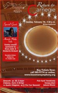 Bozeman-Symphony-Concert-4-Sunday-Poster-Design