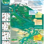 Bozeman Watershed brochure map design and illustration 2015 _Page_1