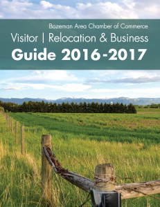 Bozeman Chamber Relocation Guide 2016-cover