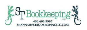 Logo Design for Bozeman Bookkeeper