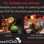 Facebook ad design and social media management for a Bozeman restaurant