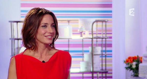 L'animatrice Virginie Guilhaume quitte France 2