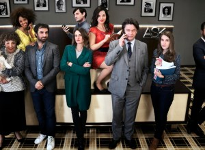 Lilane ROVERE, sTEFI CELMA, Grégory MONTEL, Camille COTTIN, Laure CALAMY, Thibault DE MONTALEMBERT, Fanny SIDNEY, ASSAAD BOUAB