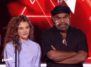 Maëlle et Gulaan - The Voice 7