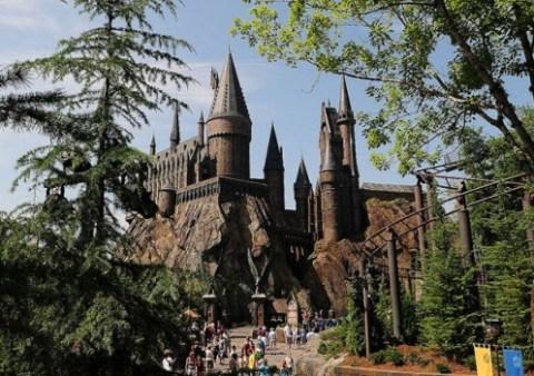 Castello Harry Potter - Cineturismo - Mediazione Linguistica Talenti