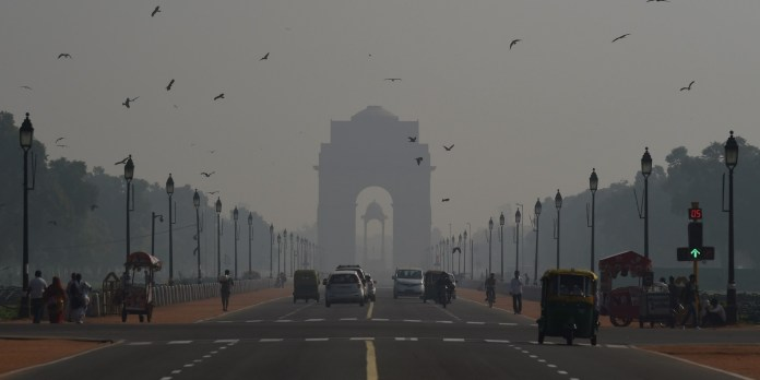 PM2.5 pollution