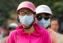Air Pollution can cause damage to heart