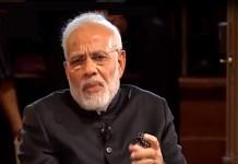 Narendra Modi at Bharat ki Baat