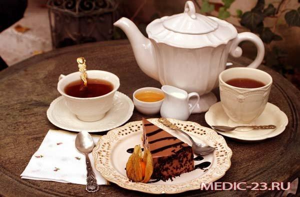 Чай для донора