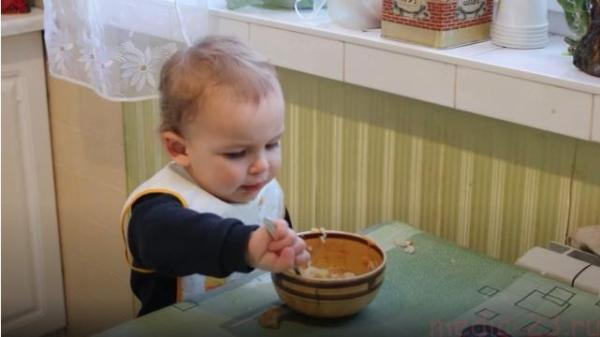 Правила прикорма малыша при грудном вскармливании