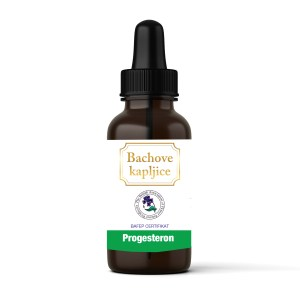 Dr. Bach kapljice progesteron 30 ml