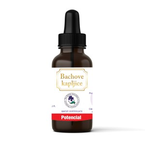 Dr. Bach kapljice Potencial 30 ml