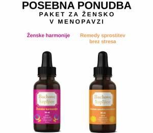 Paket za žensko v menopavzi