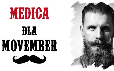 Movember, czyli wąsy w listopadzie