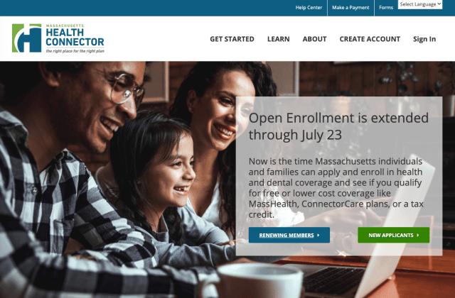 """""""Apply for Massachusetts Medicaid Online"""""""